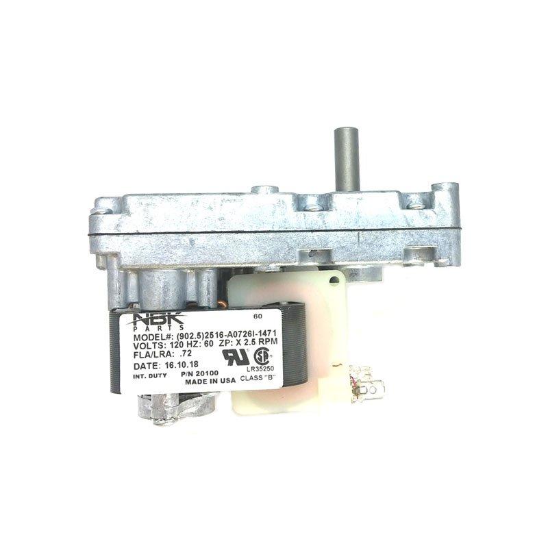 Drolet 44126 Pellet Stove Auger Motor Gear Feed