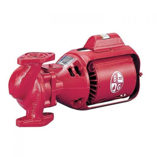 B&G 62774 Bg 106189 100Nfi 1/12Hp Red Ci Circ