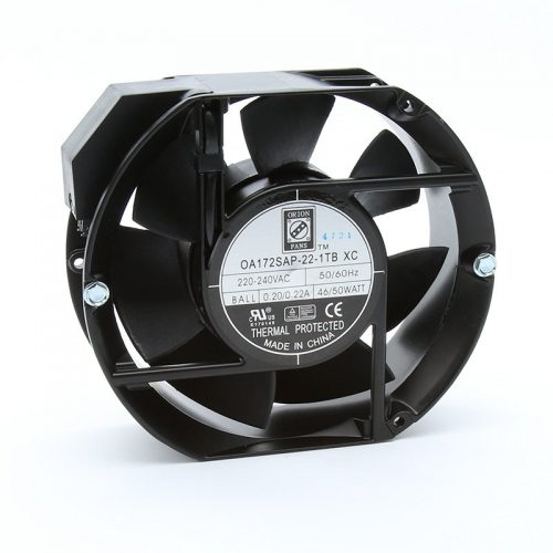TurboChef NGC-3077 Cooling Fan, 230V 50/60Hz