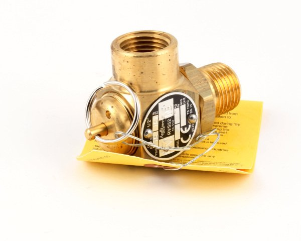 VULCAN HART Pressure relief valve 1/2 inch  Replacement Part Number  841496-1