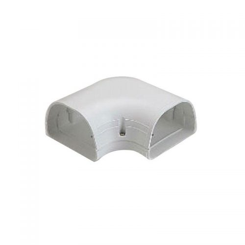 Rector 912962 Fortress Lk92W 31/2 Wht Duct Flat