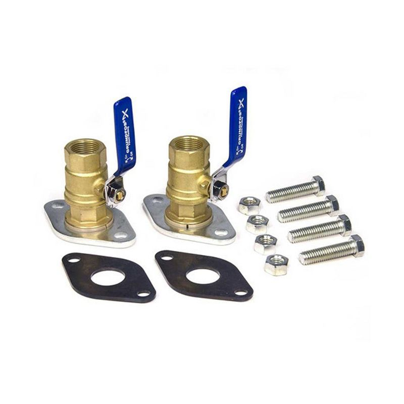 """Grundfos 3/4"""" Dielectric isolation valve"""