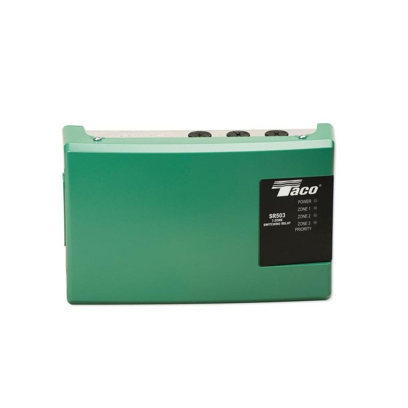 Taco 985054 Sr503 3 Zone Switching Relay