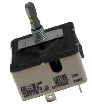 ROBERT SHAW INFINITE SWITCH Replacement Part Number  INF-120-65