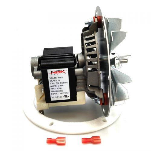 Enviro EF-161-A Pellet Stove Motor Kit