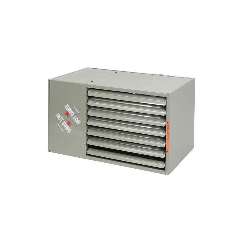 modine hot dawg HD125AS0121FBAN heater