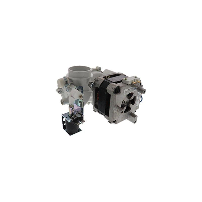 GEDWM dishwasher motor pump assembly