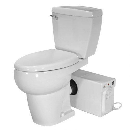 Thetford 1402480 42819 Wht Elong Toilet