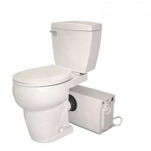 Thetford Elongated White Toilet 42826