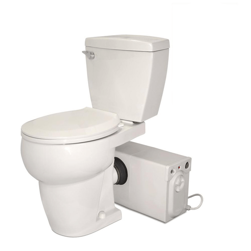 Thetford Elongated White Toilet 42826