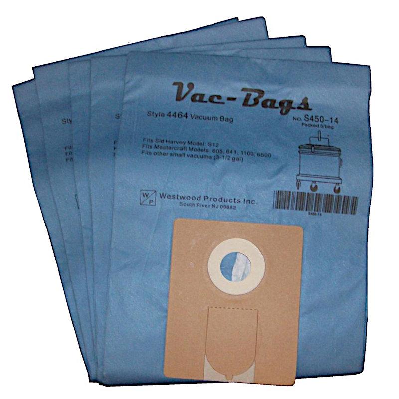soot vacuum bags