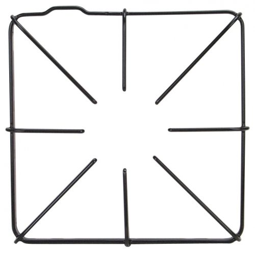 General Electric WB31K10012 Range Burner Grate - 8 Finger (Black)