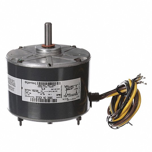 5KCP39EGS070S 1/4 hp 1100 RPM Genteq 3905
