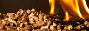 pellet stove cleaning burning pellets