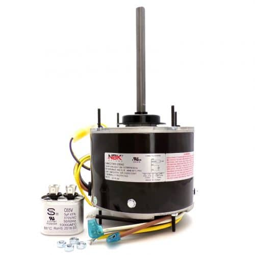 Fasco D7909 Pellet Stove Condensor Motor 1/4 Hp