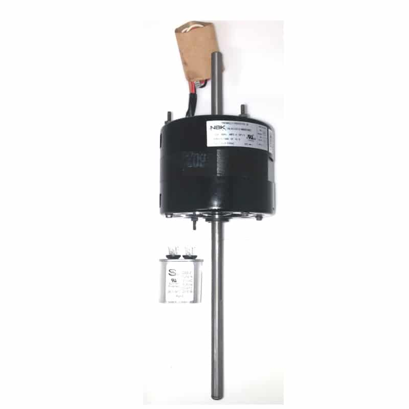 Fasco D1092 Pellet Stove Condensor Motor 5.0 Inch 1/3 Hp 115V 1675 Rpm