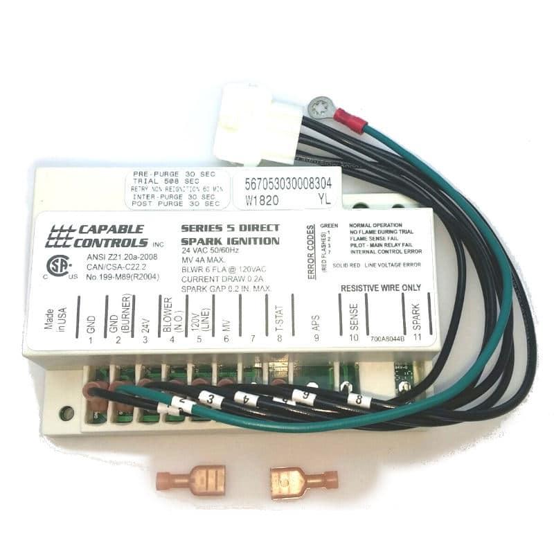 60J00 Spark Ignition Module