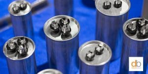 start and run capacitors from Direct Brand